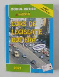CURS DE LEGISLATIE RUTIERA - de DAN CHIRIAC , 2021, BONUS HARTA INDICATOARELOR