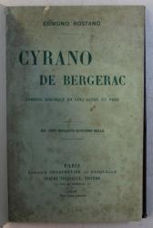 CYRANO DE BERGERAC par EDMOND ROSTAND , 1926