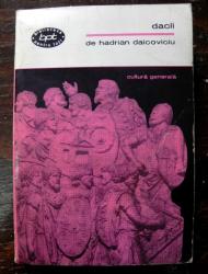 DACII de HADRIAN DAICOVICIU  1968