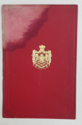DARE DE SEAMA, CATRE COMITENTII de C. A. ROSETTI - BUCURESTI, 1862
