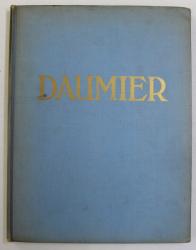 DAUMIER by JACQUES LASSAIGNE , 1947