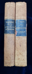 DE LA DEMOCRATIE EN AMERIQUE par ALEXIS DE TOCQUEVILLE, 2 VOL. - PARIS, 1850