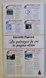 DE PATRUZECI DE ORI IN PAGINA-NTAIA de FLORENTIN POPESCU , 2015