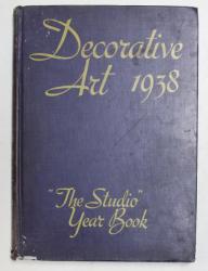 DECORATIVE ART  - THE STUDIO YEAR BOOK , 1938