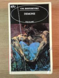 DEMONII de F.M. DOSTOIEVSKI, 1996