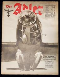 Der Adler, Nr. 21, 21 Octombrie 1941