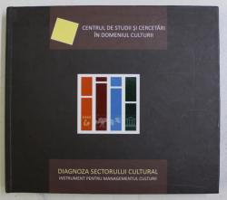 DIAGNOZA SECTORULUI CULTURAL , INSTRUMENT PENTRU MANAGEMENTUL CULTURII , 2009