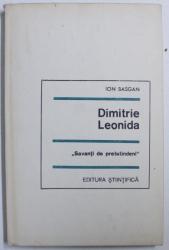DIMITRIE LEONIDA  de ION BASGAN , COLECTIA
