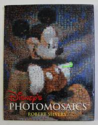DISNEY' S PHOTOMOSAICS by ROBERT TIEMAN , ROBERT SILVERS , 1998