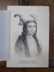 Doamna Floarea, sotia lui Mihai Viteazul 1857