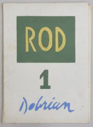 Dobrian,  ROD 1 -  Bucuresti, 1991* Dedicatie