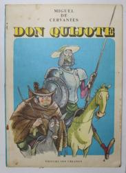 DON QUIJOTE de MIGUEL DE CERVANTES 1986