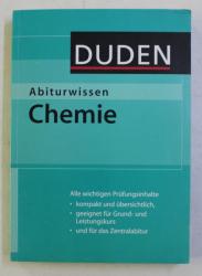 DUDEN - ABITURWISSEN CHEMIE , 2007