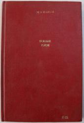 DUIOASE - POESII de RADU D. ROSETTI , 1897