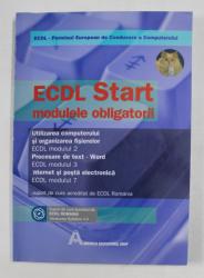 ECDL START - MODULELE OBLIGATORII , SUPORT DE CURS , 2006