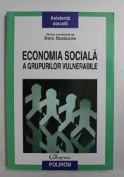 ECONOMIA SOCIALA A GRUPURILOR VULNERABILE , volum coordonat de DORU BUZDUCEA , 2013