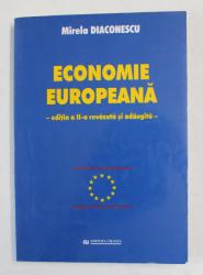 ECONOMIE EUROPEANA de MIRELA DIACONESCU , 2004