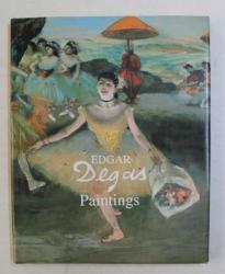 EDGAR DEGAS PAINTINGS , 1995