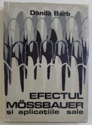 EFECTUL MOSSBAUER SI APLICATIILE SALE de DANILA BARB , 1972