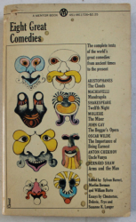 EIGHT GREAT COMEDIES edited by SYLVAN BARNET ...WILKLIAM BURTO , 1958