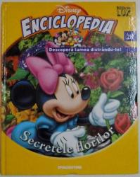 ENCICLOPEDIA DISNEY, VOL. XXVIII, SECRETELE FLORILOR, EDITIE DE LUX, 2008