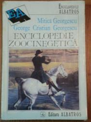 ENCICLOPEDIE ZOOCINEGETICA-MITICA GEORGESCU,GEORGE CRISTIAN GEORGESCU,BUC.1996