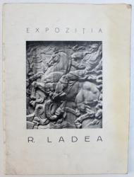 EXPOZITIA  R. LADEA ,  SALILE DALLES , MAI - IUNIE , 1958