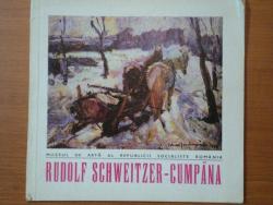 EXPOZITIE RETROSPECTIVA RUDOLF SCHWEITZER-CUMPANA,BUC.1986