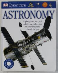 EYEWITNESS  ASTRONOMY  - written by KRISTEN LIPPINCOTT , project by CHARYN JONES , 2013 , CONTINE POSTER *