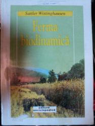 FERMA BIODINAMICA de SATTLER WISTINGHAUSEN  1994