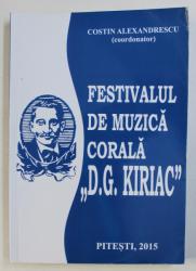 FESTIVALUL DE MUZICA CORALA