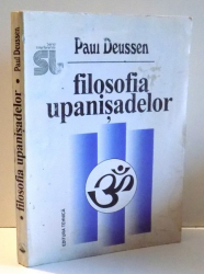 FILOSOFIA UPANISADELOR de PAUL DEUSSEN , 1994