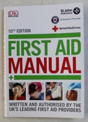 FIRST AID MANUAL , 10th ED. , 2014