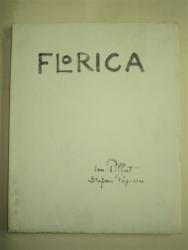 FLORICA - Ion Pillat, cu ilustraţii de Ştefan Popescu, Bucureşti, 1926