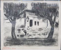 Francisc Sirato (1877-1953) - Litografie 1