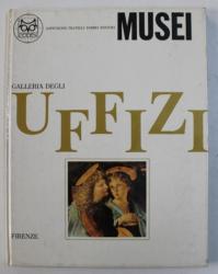GALLERIA DEGLI UFFIZI , presentazione di LUCIANO BERTI , 1968