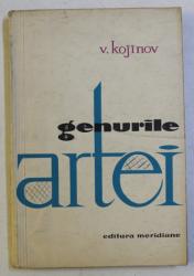 GENURILE ARTEI de V. KOJINOV , 1962