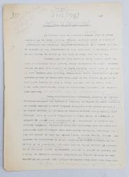 GEO BOGZA  - SALUTARI DIN RAMNICU SARAT  - ARTICOL PENTRU ZIAR , DACTILOGRAFIAT , CU CORECTURILE,  MODIFICARILE SI ADAUGIRILE OLOGRAFE ALE AUTORULUI , 1935