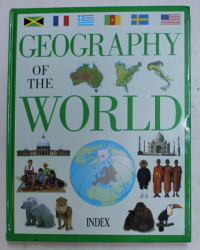 GEOGRAPHY OF THE WORLD by SUSAN PEACH , 1999