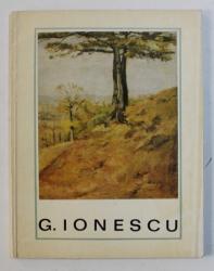 GHEORGHE IONESCU de MARIN MIHALACHE , 1968 , DEDICATIE*
