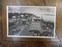 Giurgiu Port, fotografie originala
