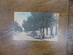 Giurgiu, Strada Principele Nicolae, CP ilustrata