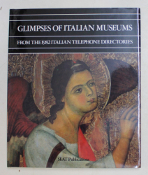 GLIMPSES OF ITALIAN MUSEUMS FROM THE 1982 ITALIAN TELEPHONE DIRECTOIRES , 1982