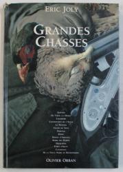 GRANDES CHASSES par ERIC JOLY , 1991