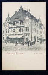 Gruss aus Schassburg. Gewerbehaus - CP Clasica