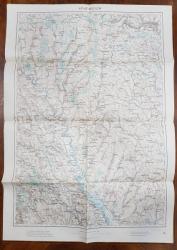 Harta Moghilau, 1915