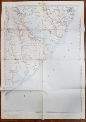 Harta Odessa, 1916