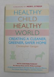 HEALTHY CHILD HEALTHY WORLD by CHRISTOPHER GAVIGAN , 2008