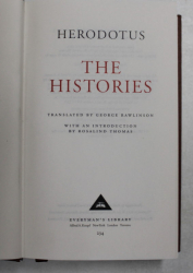 HERODOTUS - THE HISTOIRES , 1997
