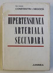 HIPERTENSIUNEA ARTERIALA SECUNDARA de CONST. I. NEGOITA , 1975